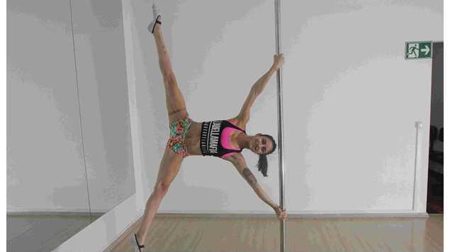 Pole dance experience