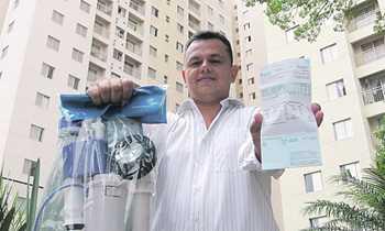 Condomínios reduzem consumo de água pela metade