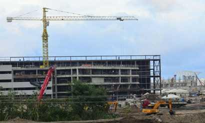 Emprego na construção cai 0,78% em abril ante março, aponta Sinduscon-SP Diário do Grande ABC - Notícias e informações do Grande ABC: Santo André, São Bernardo, São Caetano, Diadema, Mauá, Ribeirão Pires e Rio Grande da Serra