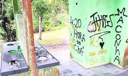 Mauá inicia revitalização do Parque da Gruta Santa Luzia Diário do Grande ABC - Notícias e informações do Grande ABC: Santo André, São Bernardo, São Caetano, Diadema, Mauá, Ribeirão Pires e Rio Grande da Serra