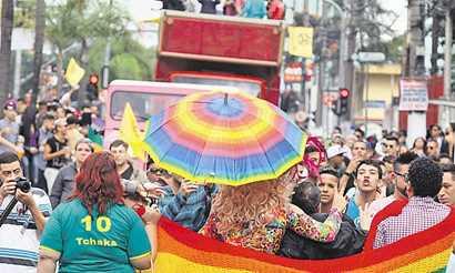 Santo André sedia 11ª Parada LGBT Diário do Grande ABC - Notícias e informações do Grande ABC: Santo André, São Bernardo, São Caetano, Diadema, Mauá, Ribeirão Pires e Rio Grande da Serra