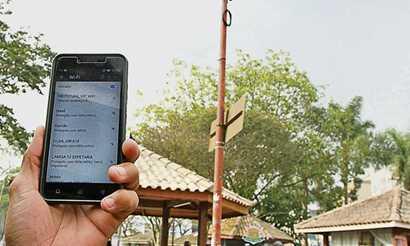 Internet wi-fi gratuita é deficiente na região Diário do Grande ABC - Notícias e informações do Grande ABC: Santo André, São Bernardo, São Caetano, Diadema, Mauá, Ribeirão Pires e Rio Grande da Serra