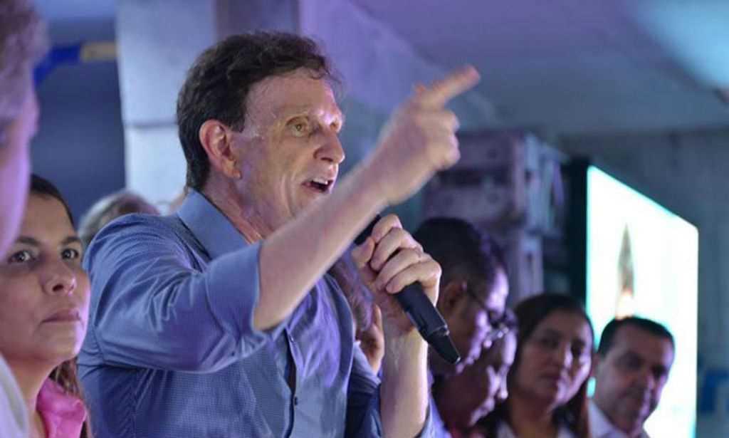 Datafolha: Crivella mantém liderança sobre Freixo no Rio Redação SRZD