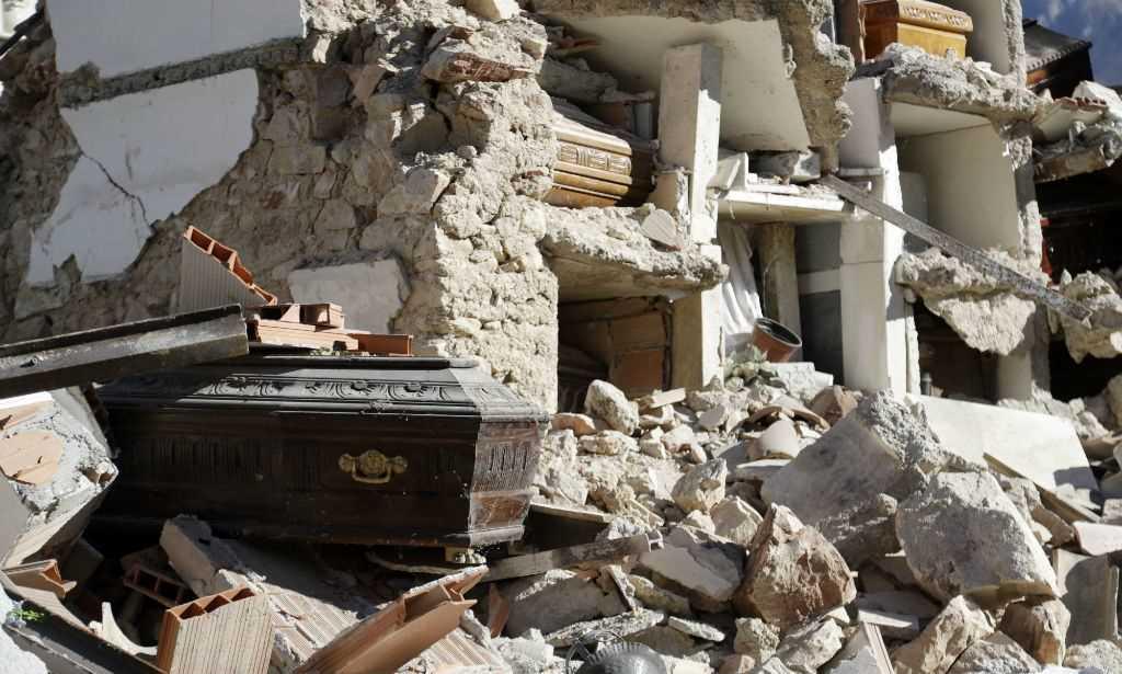 Novo terremoto atinge o centro da Itália