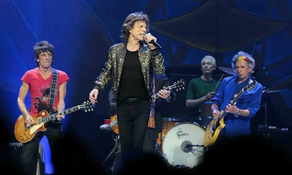 Rolling Stones anunciam álbum de blues para dezembro