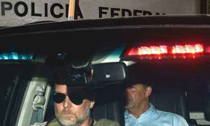 Sérgio Cabral é transferido para Curitiba Diário do Grande ABC - Notícias e informações do Grande ABC: Santo André, São Bernardo, São Caetano, Diadema, Mauá, Ribeirão Pires e Rio Grande da Serra
