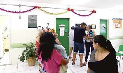Atendimento na Saúde funcionou parcialmente Diário do Grande ABC - Notícias e informações do Grande ABC: Santo André, São Bernardo, São Caetano, Diadema, Mauá, Ribeirão Pires e Rio Grande da Serra