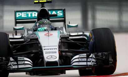Rosberg fatura pole na Rússia e Hamilton sai em 10º após problemas; Massa é o 4º Diário do Grande ABC - Notícias e informações do Grande ABC: Santo André, São Bernardo, São Caetano, Diadema, Mauá, Ribeirão Pires e Rio Grande da Serra