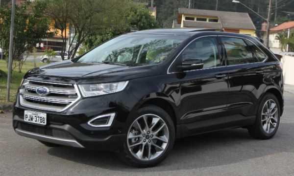 Segunda geração do Ford Edge chega ao Brasil por R$ 229.900