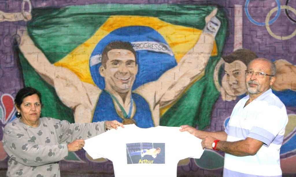 Arthur Zanetti é prata nas argolas dos Jogos Olímpicos do Rio
