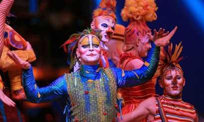Cirque du Soleil traz espetáculo ao Brasil no segundo semestre de 2017 Diário do Grande ABC - Notícias e informações do Grande ABC: Santo André, São Bernardo, São Caetano, Diadema, Mauá, Ribeirão Pires e Rio Grande da Serra
