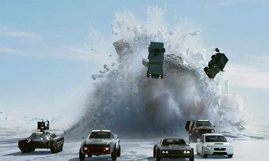 Com US$ 532 milhões, 'Velozes 8' é a maior estreia da história
