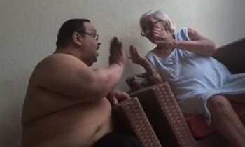 Resultado de imagem para imagens da Todo idoso tem uma história conheça um pouco de quem era a idosa agredida pelo filho em São Luís
