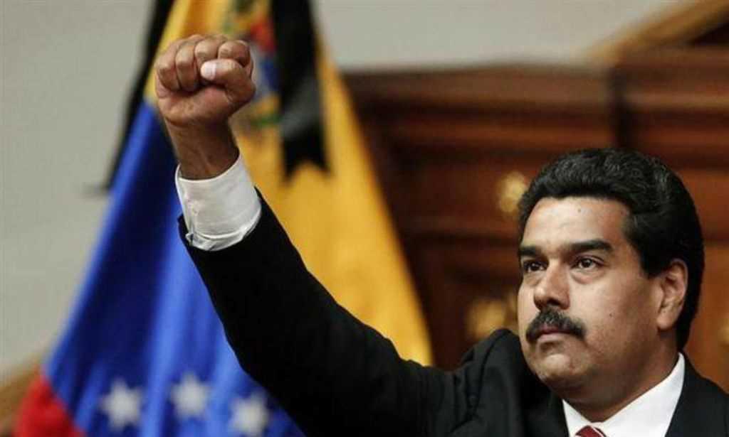 Presidente avança com projeto para criar Assembleia Constituinte — Venezuela
