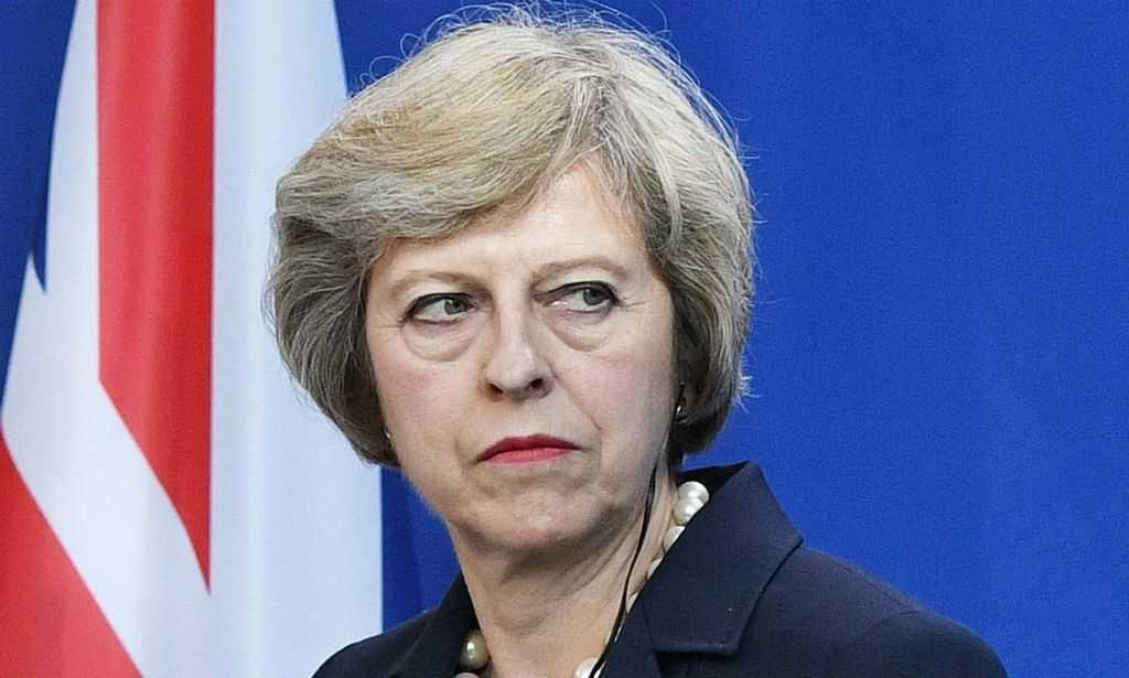 Theresa May define seu futuro diante dos deputados de seu partido