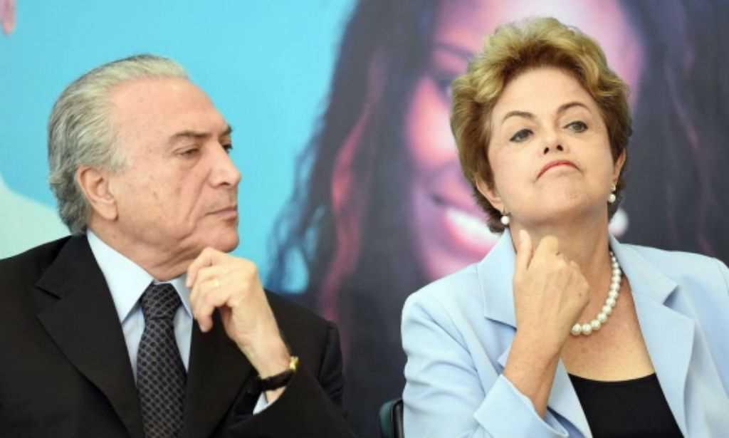 TSE retoma hoje julgamento do pedido de cassação da chapa- Dilma-Temer