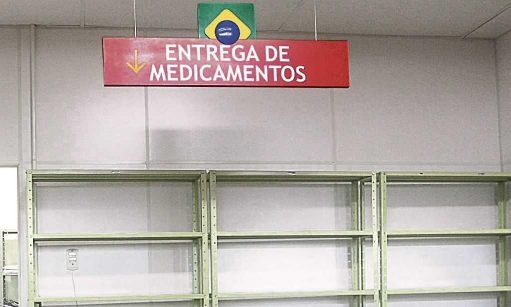 Farmácia Popular em Penedo é fechada definitivamente