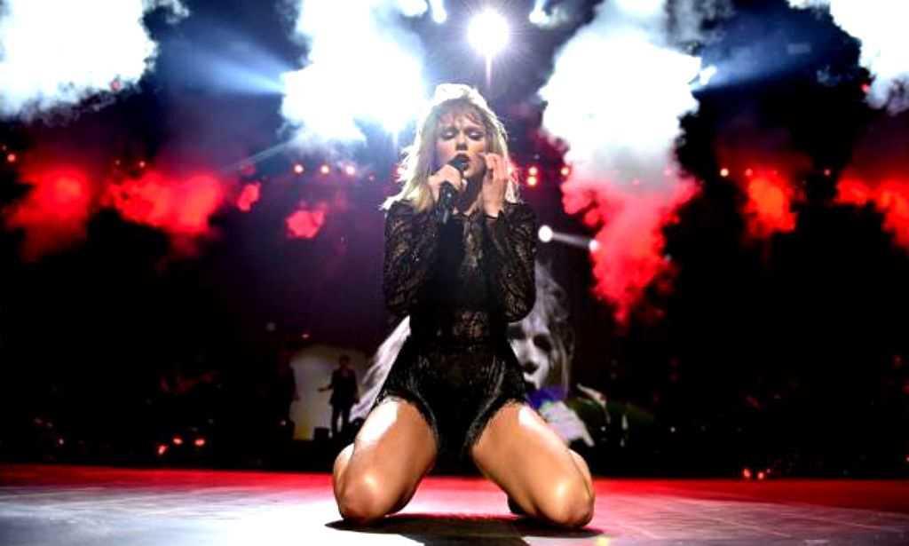 Taylor Swift ganha caso de assédio sexual