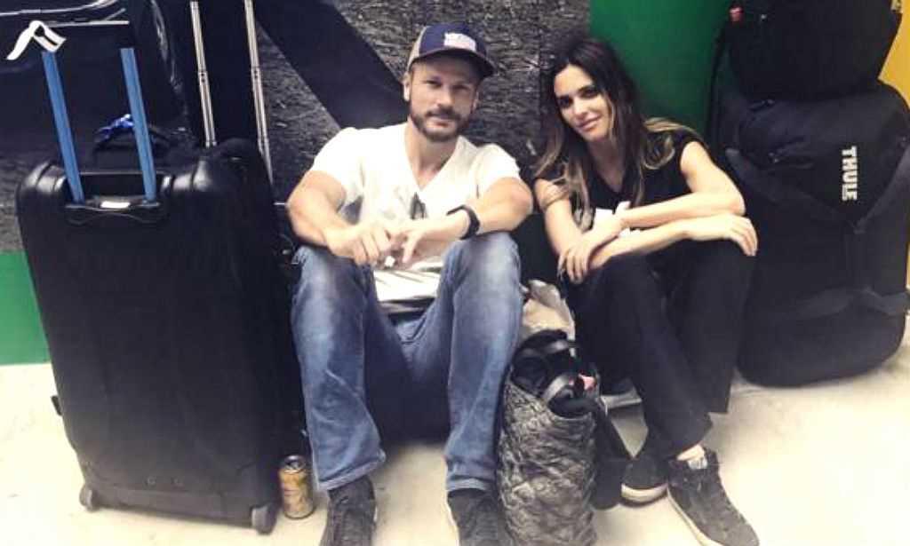 Fernanda Lima e Rodrigo Hilbert estão morando nos Estados Unidos