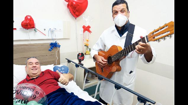 Mesmo curados, pacientes sofrem com sequelas da covid