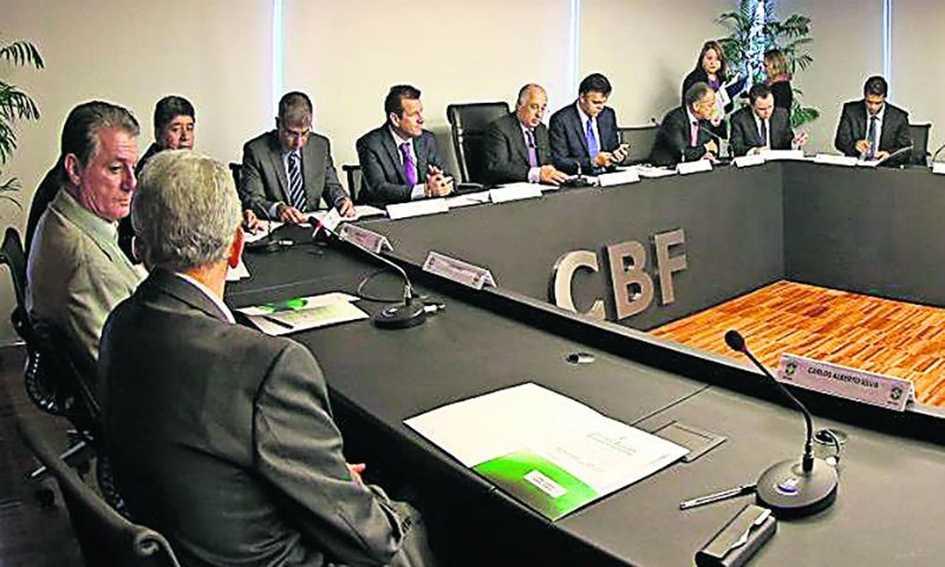 Rafael Ribeiro/CBF Diário do Grande ABC - Notícias e informações do Grande ABC: Santo André, São Bernardo, São Caetano, Diadema, Mauá, Ribeirão Pires e Rio Grande da Serra