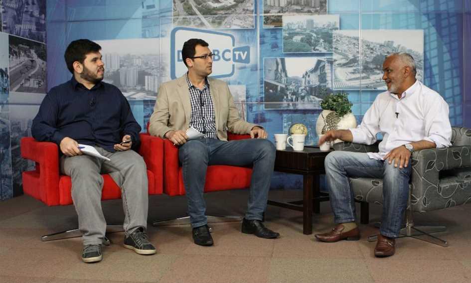 Denis Maciel/DGABC:  Diário do Grande ABC - Notícias e informações do Grande ABC: Santo André, São Bernardo, São Caetano, Diadema, Mauá, Ribeirão Pires e Rio Grande da Serra