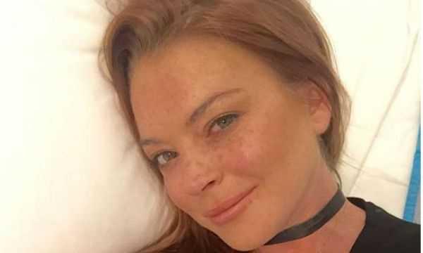 Lindsay Lohan diz que ninguém a defendeu dos abusos do ex-noivo, mas edita postagem Diário do Grande ABC - Notícias e informações do Grande ABC: Santo André, São Bernardo, São Caetano, Diadema, Mauá, Ribeirão Pires e Rio Grande da Serra