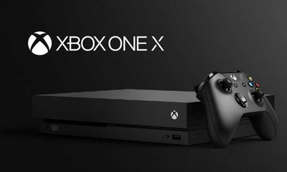 sil irá receber aguardado e poderoso consoloe Xbox One X - Diário Abc Console on