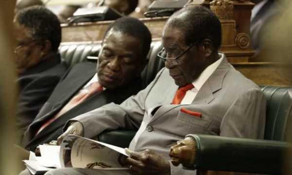 Mugabe faz primeira aparição pública após militares assumirem Zimbábue Diário do Grande ABC - Notícias e informações do Grande ABC: Santo André, São Bernardo, São Caetano, Diadema, Mauá, Ribeirão Pires e Rio Grande da Serra
