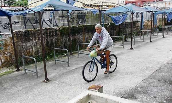 Bicicletário sofre com abandono Diário do Grande ABC - Notícias e informações do Grande ABC: Santo André, São Bernardo, São Caetano, Diadema, Mauá, Ribeirão Pires e Rio Grande da Serra