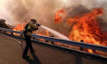 Número de mortos em incêndio no norte da Califórnia sobe para 42 Diário do Grande ABC - Notícias e informações do Grande ABC: Santo André, São Bernardo, São Caetano, Diadema, Mauá, Ribeirão Pires e Rio Grande da Serra