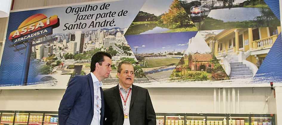 Herber Aggio/PMSA Diário do Grande ABC - Notícias e informações do Grande ABC: Santo André, São Bernardo, São Caetano, Diadema, Mauá, Ribeirão Pires e Rio Grande da Serra