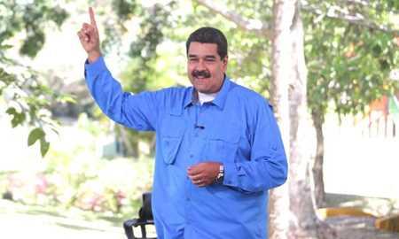 Maduro diz que pode se reunir com Trump em Caracas ou em Washington Diário do Grande ABC - Notícias e informações do Grande ABC: Santo André, São Bernardo, São Caetano, Diadema, Mauá, Ribeirão Pires e Rio Grande da Serra