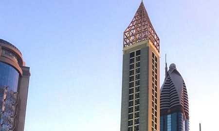 Dubai, no Emirados Árabes, tem hotel mais alto do mundo Diário do Grande ABC - Notícias e informações do Grande ABC: Santo André, São Bernardo, São Caetano, Diadema, Mauá, Ribeirão Pires e Rio Grande da Serra