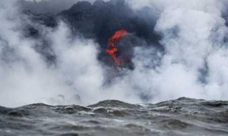 Lava de vulcão no Havaí chega ao oceano e gera nuvem tóxica Diário do Grande ABC - Notícias e informações do Grande ABC: Santo André, São Bernardo, São Caetano, Diadema, Mauá, Ribeirão Pires e Rio Grande da Serra