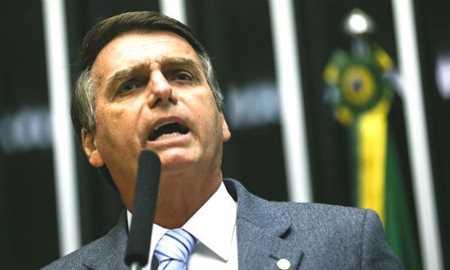 'Invadiu? É chumbo', afirma Bolsonaro em palestra no Rio Diário do Grande ABC - Notícias e informações do Grande ABC: Santo André, São Bernardo, São Caetano, Diadema, Mauá, Ribeirão Pires e Rio Grande da Serra