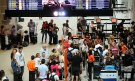 Abear: 95% dos voos de associadas foram realizados neste sábado Diário do Grande ABC - Notícias e informações do Grande ABC: Santo André, São Bernardo, São Caetano, Diadema, Mauá, Ribeirão Pires e Rio Grande da Serra
