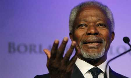 Morre Kofi Annan, ex-secretário-geral da ONU e ganhador do Nobel da Paz Diário do Grande ABC - Notícias e informações do Grande ABC: Santo André, São Bernardo, São Caetano, Diadema, Mauá, Ribeirão Pires e Rio Grande da Serra
