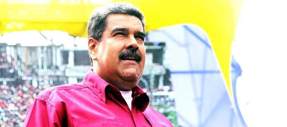 Twitter Nicolas Maduro/Fotos Públicas Diário do Grande ABC - Notícias e informações do Grande ABC: Santo André, São Bernardo, São Caetano, Diadema, Mauá, Ribeirão Pires e Rio Grande da Serra