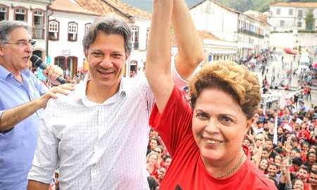 Dilma entra na campanha de Haddad Diário do Grande ABC - Notícias e informações do Grande ABC: Santo André, São Bernardo, São Caetano, Diadema, Mauá, Ribeirão Pires e Rio Grande da Serra