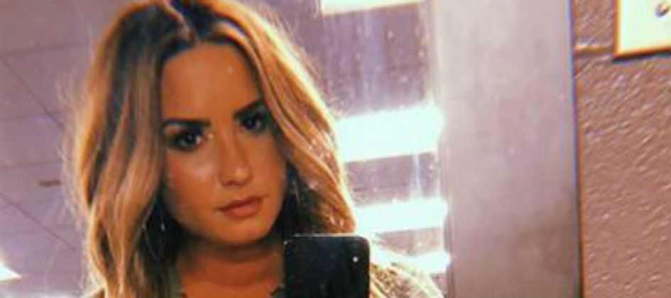 Demi Lovato / Reprodução Instagram Diário do Grande ABC - Notícias e informações do Grande ABC: Santo André, São Bernardo, São Caetano, Diadema, Mauá, Ribeirão Pires e Rio Grande da Serra