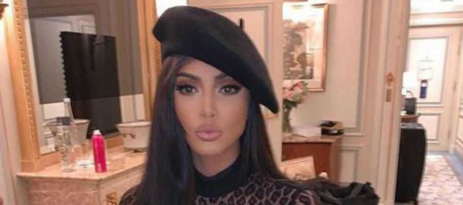Kim Kardashian/ Reprodução Instagram Diário do Grande ABC - Notícias e informações do Grande ABC: Santo André, São Bernardo, São Caetano, Diadema, Mauá, Ribeirão Pires e Rio Grande da Serra