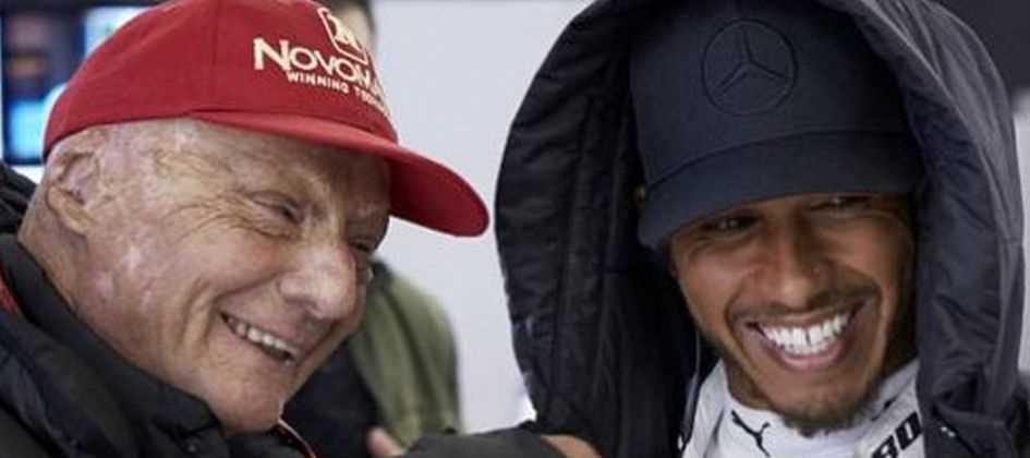 Niki Lauda/ Reprodução Instagram Diário do Grande ABC - Notícias e informações do Grande ABC: Santo André, São Bernardo, São Caetano, Diadema, Mauá, Ribeirão Pires e Rio Grande da Serra