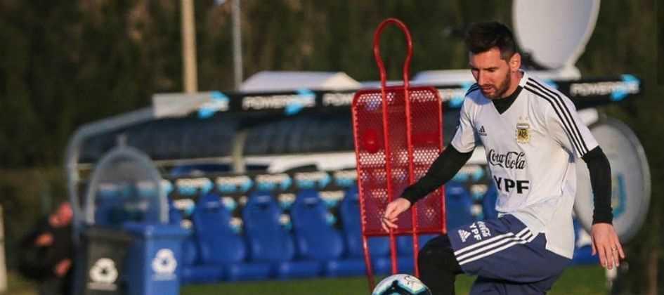 Instagram / Messi / Reprodução Diário do Grande ABC - Notícias e informações do Grande ABC: Santo André, São Bernardo, São Caetano, Diadema, Mauá, Ribeirão Pires e Rio Grande da Serra