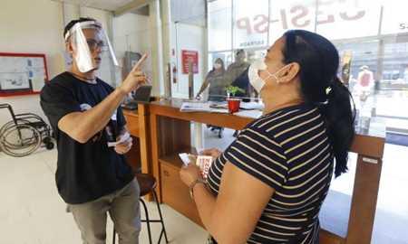 Sesi possui intérprete de Libras para ajudar eleitores Diário do Grande ABC - Notícias e informações do Grande ABC: Santo André, São Bernardo, São Caetano, Diadema, Mauá, Ribeirão Pires e Rio Grande da Serra