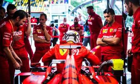 Mercedes suspeita que Ferrari 'escondeu o jogo' na pré-temporada Diário do Grande ABC - Notícias e informações do Grande ABC: Santo André, São Bernardo, São Caetano, Diadema, Mauá, Ribeirão Pires e Rio Grande da Serra
