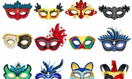 Máscaras de Carnaval são acessórios especiais<br>no período da maior festa popular do Brasil Diário do Grande ABC - Notícias e informações do Grande ABC: Santo André, São Bernardo, São Caetano, Diadema, Mauá, Ribeirão Pires e Rio Grande da Serra