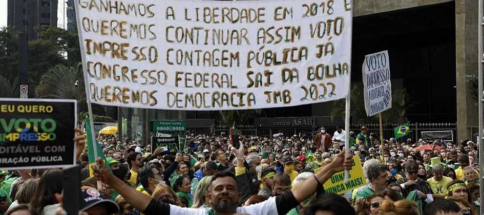 Facebook/Eduardo Bolsonaro Diário do Grande ABC - Notícias e informações do Grande ABC: Santo André, São Bernardo, São Caetano, Diadema, Mauá, Ribeirão Pires e Rio Grande da Serra