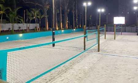 Beach tennis ganha espaço exclusivo no Grande ABC Diário do Grande ABC - Notícias e informações do Grande ABC: Santo André, São Bernardo, São Caetano, Diadema, Mauá, Ribeirão Pires e Rio Grande da Serra