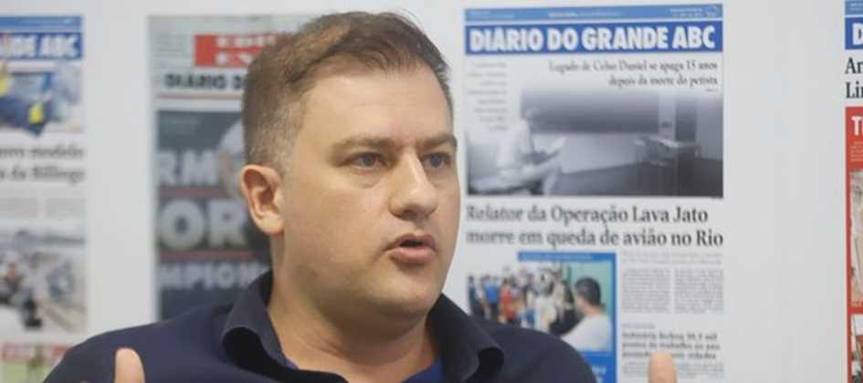 Nario Barbosa / DGABC Diário do Grande ABC - Notícias e informações do Grande ABC: Santo André, São Bernardo, São Caetano, Diadema, Mauá, Ribeirão Pires e Rio Grande da Serra